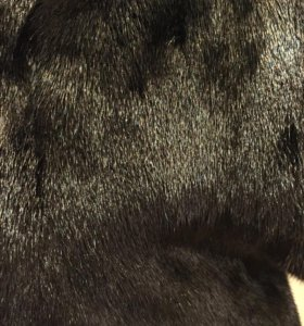 Норковая шуба Black Nafa