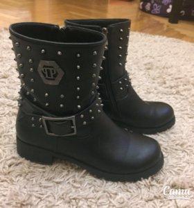 Ботинки qp
