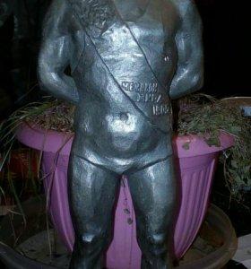 Статуэтка Ивана Поддубного