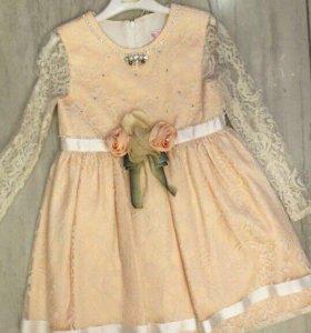 Платье PAMINA 3 и 5 лет