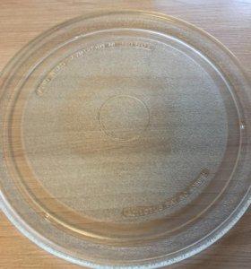 Тарелка в микроволновую печь Ф27 см.