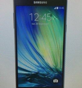 Samsung galaxy a7 2015 blue