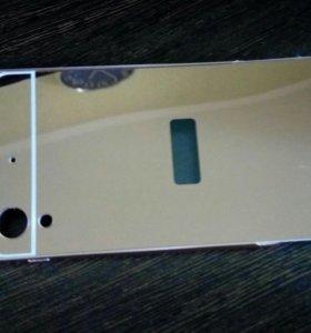 Бампер на HTC D628