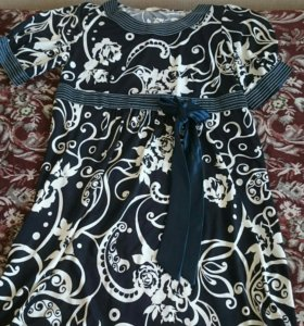 Платье (для беременных вообще отличное)