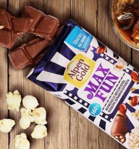 Шоколад в брикетах по 1 кг