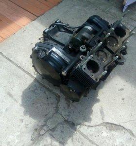 Двигатель на Сузуки GSX-R 250