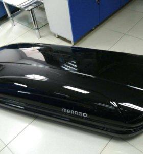 Автобокс Menabo mania 460 (багажник, бокс)