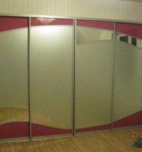 Встроенный шкаф-купе гардеробные