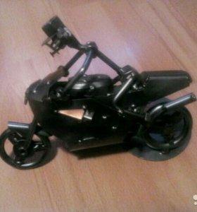 Подарочный мотоцикл