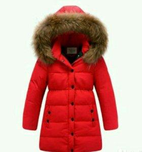 Куртка для девочки 6_8лет