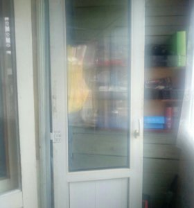 Балконая дверь пвх