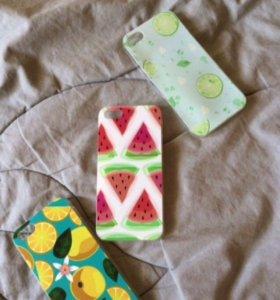 Чехлы на iPhone 5 S
