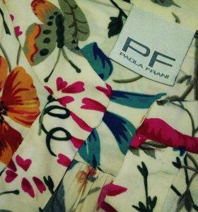 Платье из Италии Paola Frani