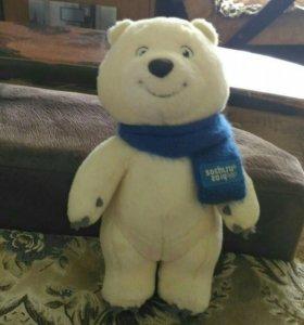 Олимпийский медвежонок