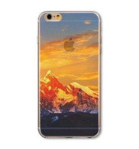 Силиконовые бамперы iPhone 6