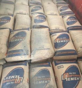 Цемент в мешках пц500 с доставкой