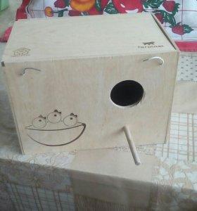 Домик-гнездо для птиц. Ferplast.