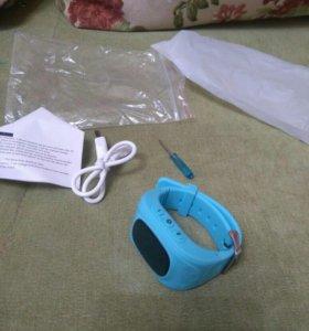 Детские GPS часы-телефон