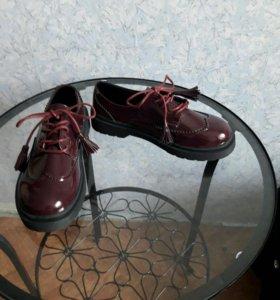 Продам новые ботинки