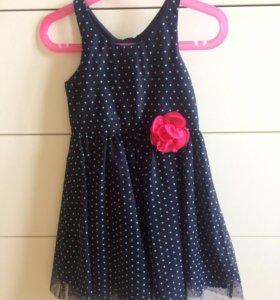 Платье нарядное НМ -104