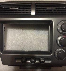 Климат контроль блок Honda Civic eu1