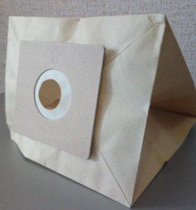 Мешки для пылесоса одноразовые