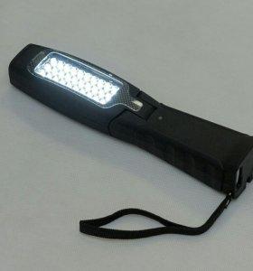 Лампа переноска светодиодная аккумуляторная