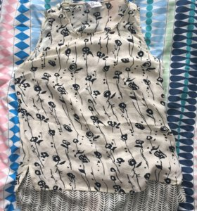 Майка блуза шифоновая Betty Barclay 42-46 размер