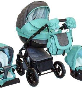 Детская коляска Verdi Aston 3в1