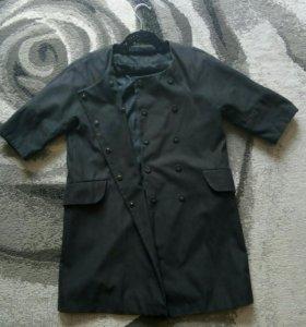 Пальтишко под пиджак