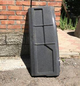Полка багажника от Нивы