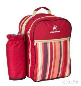 Рюкзак для пикника на 3 персоны Nordway НОВЫЙ