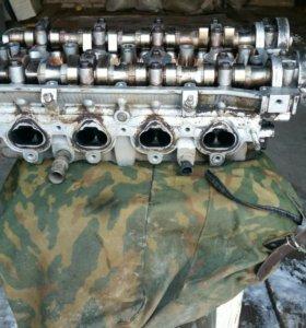Головка блока цилиндров Chevrolet Lacetti