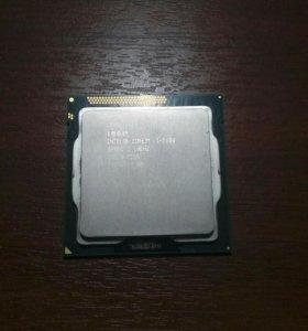 Intel Core i3-2100 Sandy Bridge (3100MHz, LGA1155,