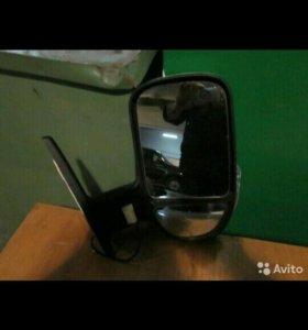 Зеркало на Газель