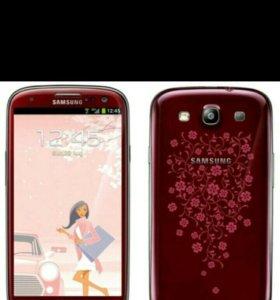 Samsung Galaxy S3 La Fleur