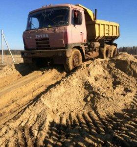 Самосвал Татра 20 тонн повышенной проходимости