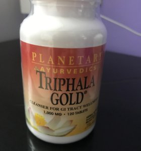 Трифала triphala gold