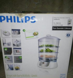 Пароварка Philips HD9140