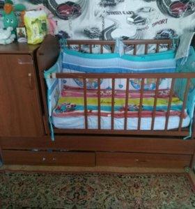 Кровать детская!