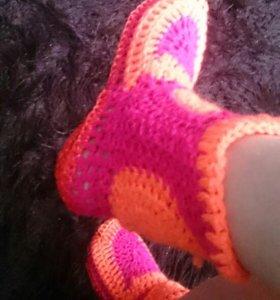 Тапочки- носочки,