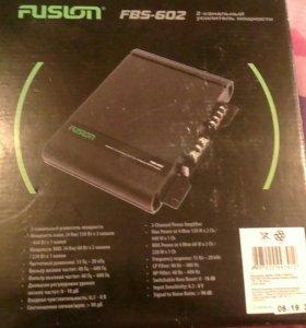2-канальный усилитель мощности FUSION FBS-602