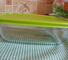 Жаропрочная, стеклянная посуда для запекания