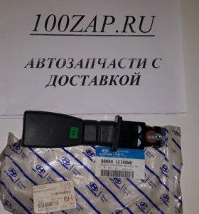 Защелка ремня безопасности 88840-1C300WK Hyundai/K