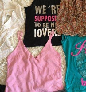Пакет женской летней одежды размер С-М