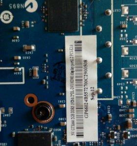 Видеокарта GTX-660