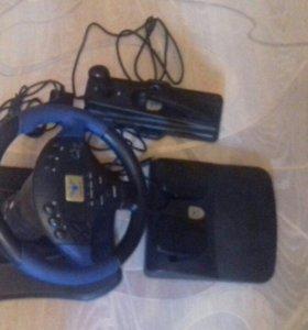Руль игровой для PS/PS 2
