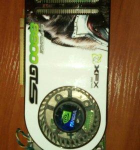 Видеокарта GeForce 8800gts