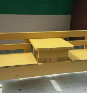 Лавка-стол