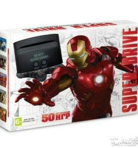 Sega Super Drive Iron Man (50-in-1)